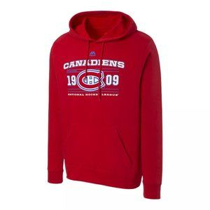 Montreal Canadiens MAJESTIC NHL Hoodie Sweater